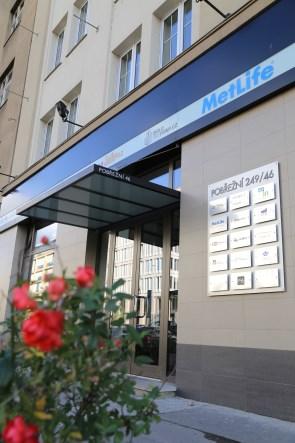 Sídlo firmy v centru Prahy